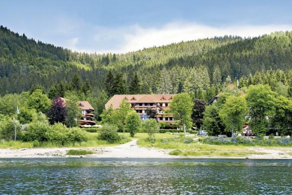Hotel Wellnesshotel Auerhahn, Schwarzwald