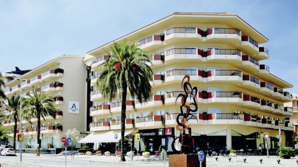 Hotel Aqua Promenade,
