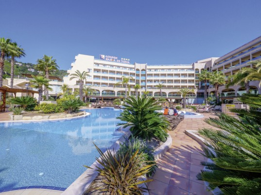 Hotel Golden Bahía de Tossa & Spa,