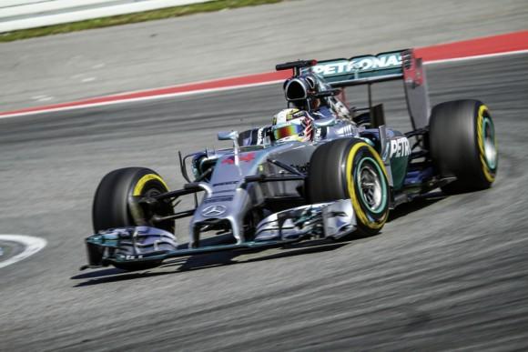 Formel 1 Barcelona
