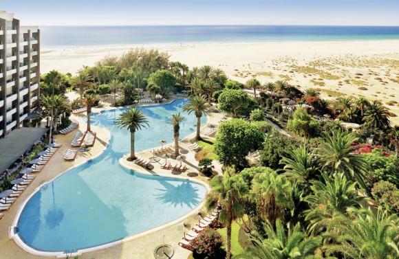 Hotel Meliá Gorriones, Fuerteventura