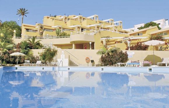 Hotel Punta Marina, Fuerteventura