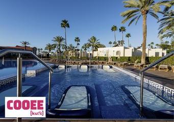 Hotel COOEE HD Parque Cristobal, Gran Canaria