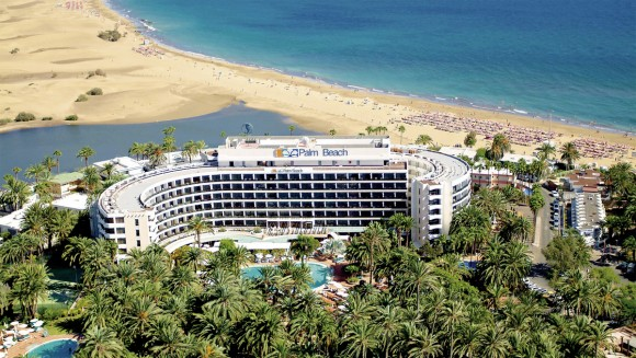 Hotel Seaside Palm Beach, Gran Canaria