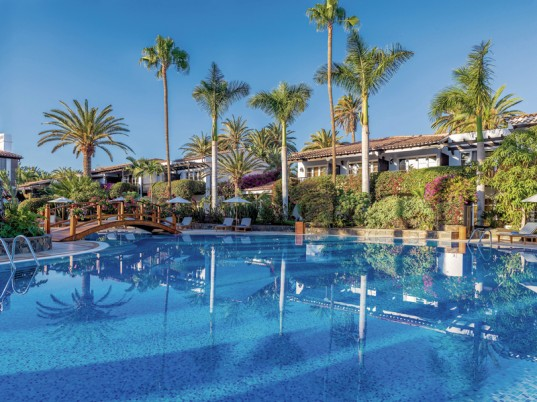 Hotel Seaside Grand Hotel Residencia, Gran Canaria