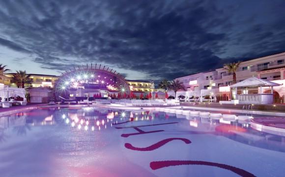 Hotel Ushuaïa Ibiza Beach Hotel,