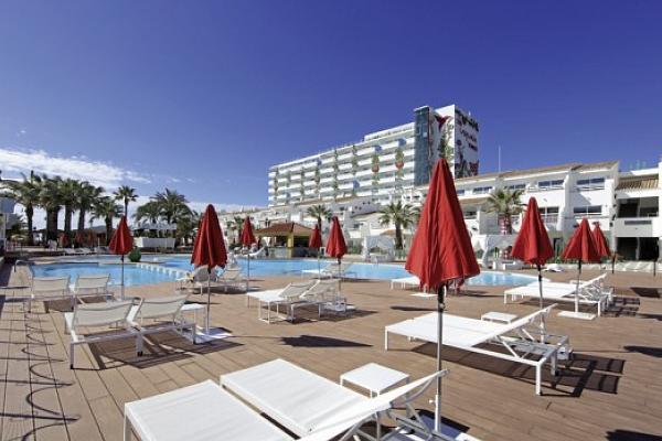 ushua a ibiza beach hotel ibiza buchen its coop travel. Black Bedroom Furniture Sets. Home Design Ideas