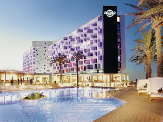 Hotel Hard Rock Hotel Ibiza, Ibiza