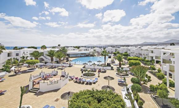 Hotel Aparthotel Floresta, Lanzarote