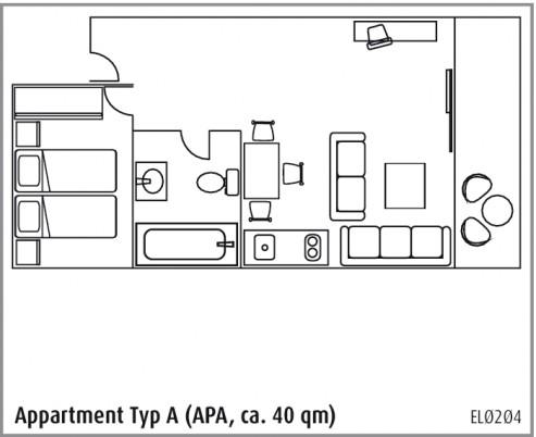 Aparthotel Floresta