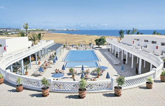 Hotel Las Costas, Lanzarote