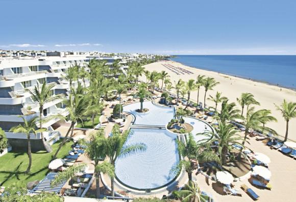 Hotel Suitehotel Fariones Playa, Lanzarote