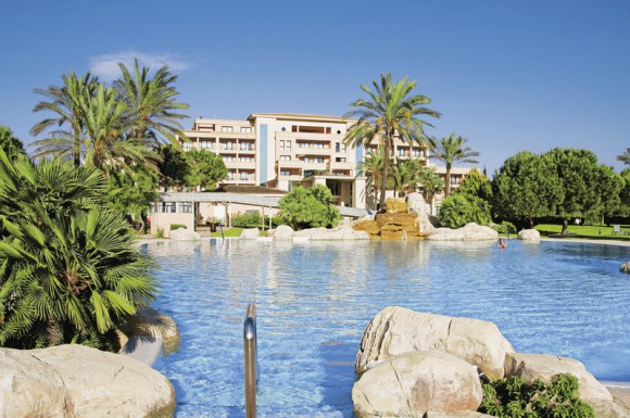 Hotel Hipotels Hipocampo Palace, Mallorca