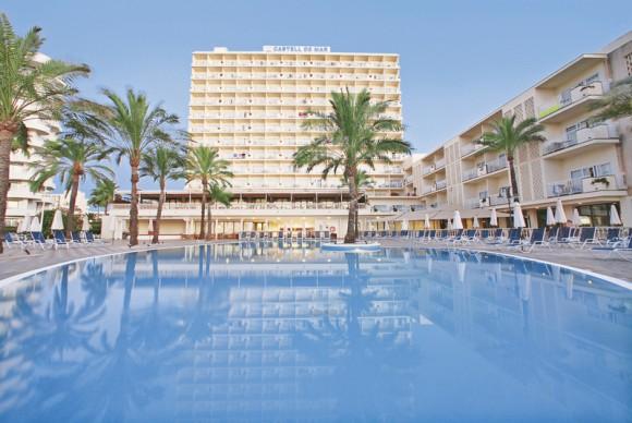 Hotel Sentido Castell de Mar, Mallorca