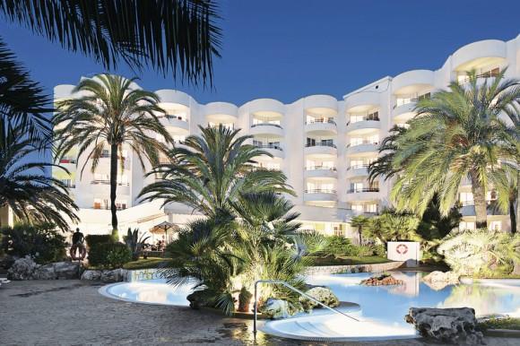 Hotel Hipotels Dunas Cala Millor, Mallorca