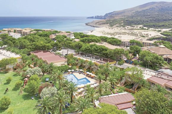 Hotel Zafiro Park Cala Mesquida,