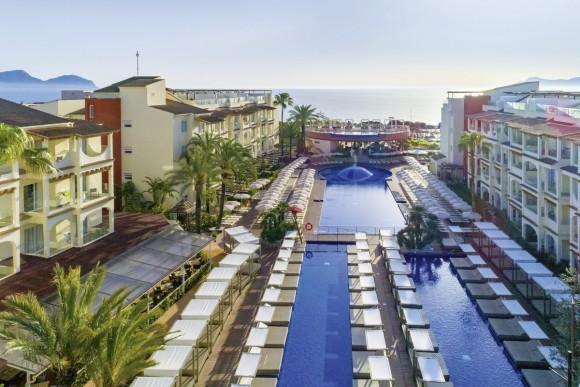 Hotel Zafiro Bahia,