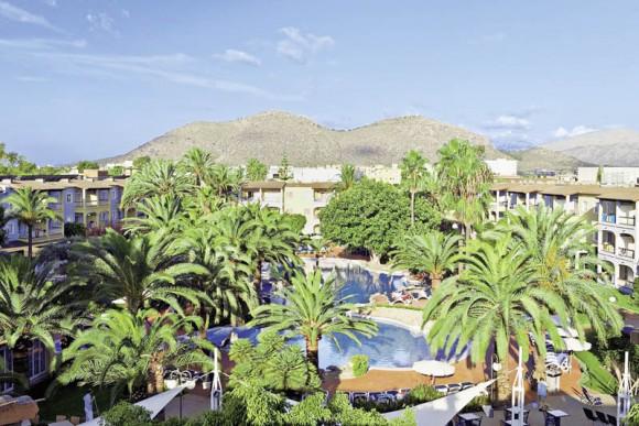 palm garden mallorca