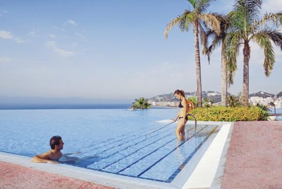 Hotel Playacálida Spa, Costa del Sol