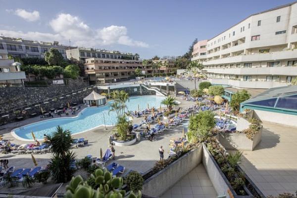 Gran hotel turquesa playa teneriffa buchen its coop travel - Turquesa playa puerto de la cruz ...
