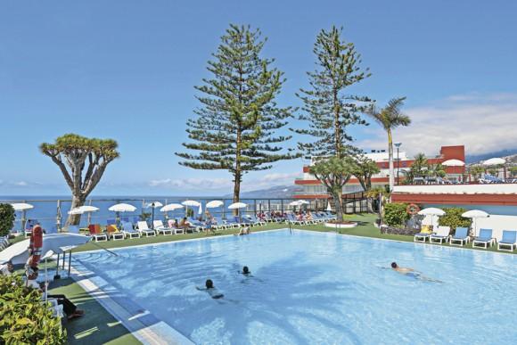 Hotel Best Semiramis,