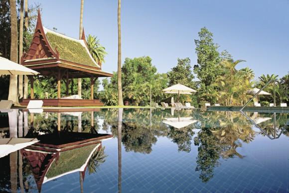 Hotel Botanico, Teneriffa