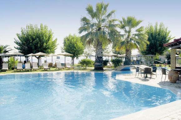Hotel Robolla Beach, Korfu