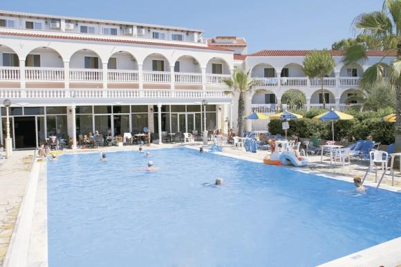 Hotel Angela Beach, Korfu