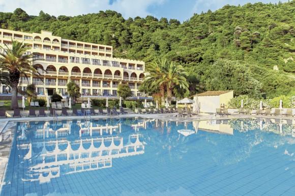 Hotel lti Grand Hotel Glyfada, Korfu