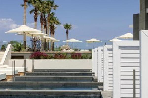 aqua blu boutique hotel kos buchen its coop travel. Black Bedroom Furniture Sets. Home Design Ideas