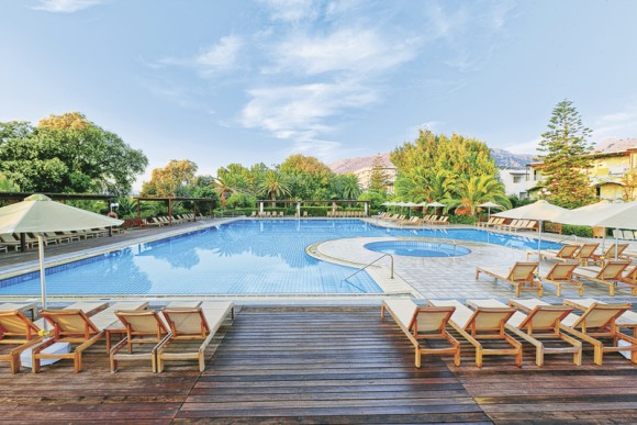 Hotel Apollonia Beach Resort & Spa, Kreta