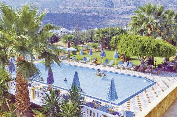 Hotel Paloma Garden & Corina