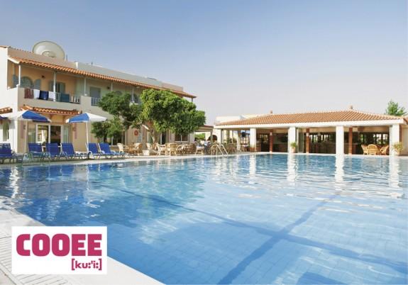 Hotel COOEE Lavris Hotel, Kreta