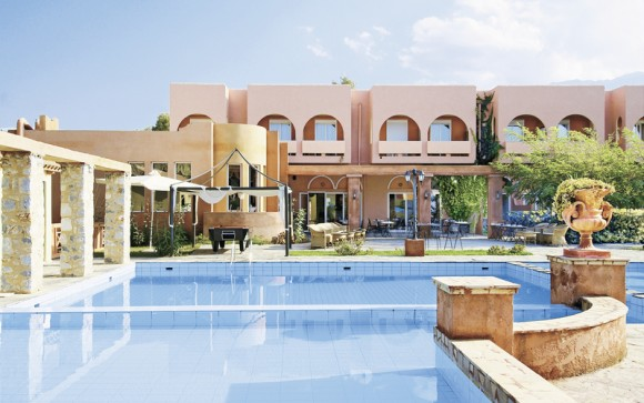 Hotel Orpheas Resort,