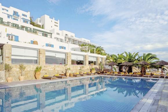 Hotel Myconian Ambassador Thalasso Spa, Mykonos