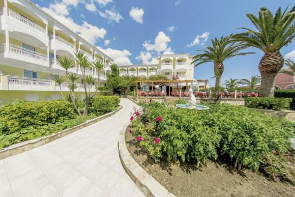 Hotel Poseidon Beach,