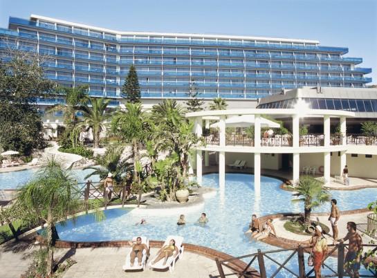 Hotel Auf Rhodos  Wasserrutschen  F Ef Bf Bdr  Wochen