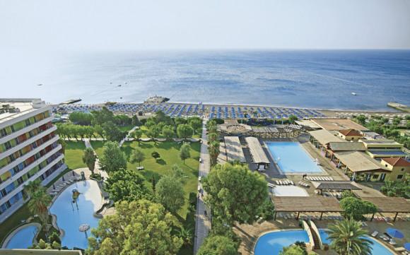 Hotel Esperides Beach, Rhodos