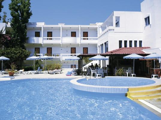 Hotel Danae, Rhodos