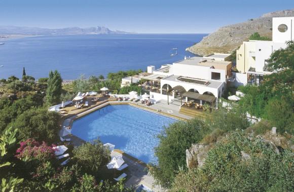 Hotel Lindos Mare,