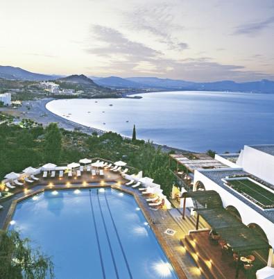 Hotel Lindos Mare, Rhodos