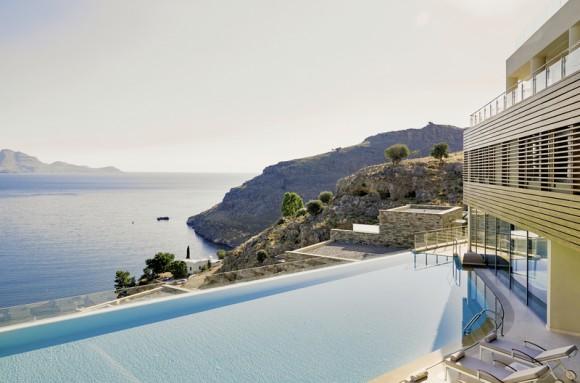 Hotel Lindos Blu,