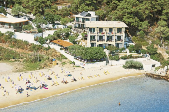 Villa Nisteri Beach