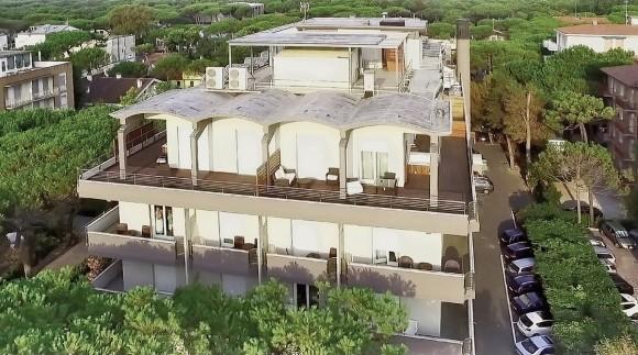 Hotel Michelangelo,