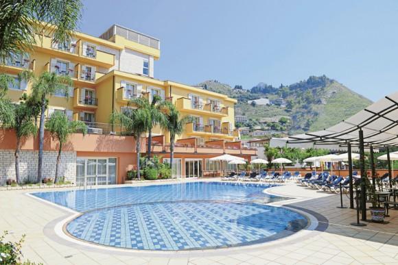 Hotel Diamond Naxos Taormina,
