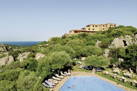 Hotel Rocce Sarde, Sardinien