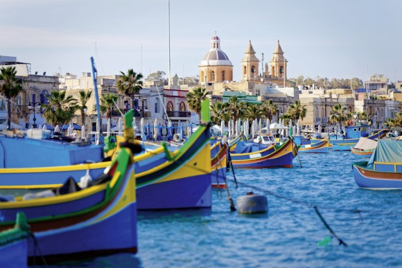 Hotel Kurztrip Malta: Die Schatzinsel im Mittelmeer, Malta / Mellieha