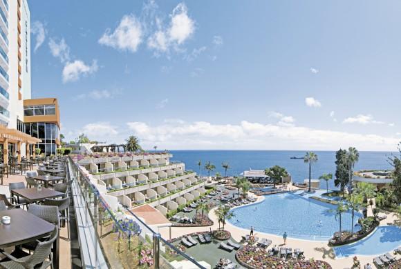 Hotel Pestana Carlton Madeira Premium Ocean Resort,