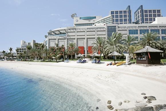 Hotel Beach Rotana Abu Dhabi, Abu Dhabi