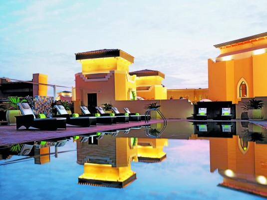 Hotel Traders Hotel Qaryat Al Beri, Abu Dhabi